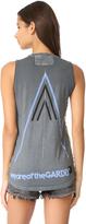 Freecity Rise Punned Sleeveless T-Shirt