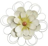 Pier 1 Imports White Flower Wall Decor