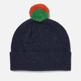 Paul Smith Women's Pom Pom Hat Blue