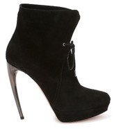 Alexander McQueen Women's Lace Up Bootie