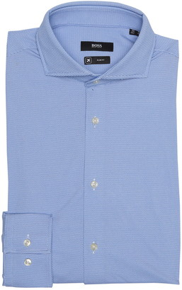 HUGO BOSS Jason Slim Fit Dress Shirt