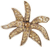 Expression Floral Pave Brooch