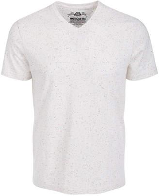 American Rag Men Speckled V-Neck T-Shirt