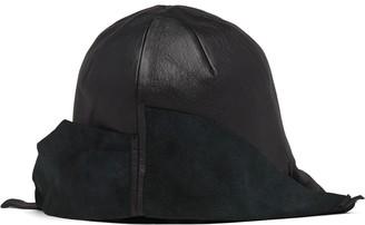 Prada Unlined Tie-Fastening Hat