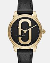 Marc Jacobs Corie Black Analogue Watch