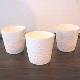 Porcelain Votive Blossom