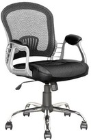 Clayborn Mesh Task Chair Orren Ellis Upholstery Color: Black