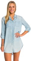 Billabong Got The Blues Shirt Dress 8147259