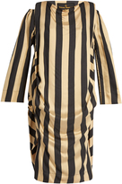 Vivienne Westwood Fatima silk-crepe striped dress