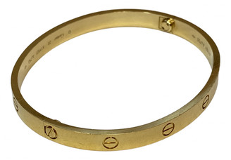 Cartier Love Gold Yellow gold Jewellery