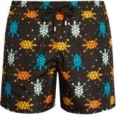 Vilebrequin Mahina Sushi Japan Turtles-print swim shorts