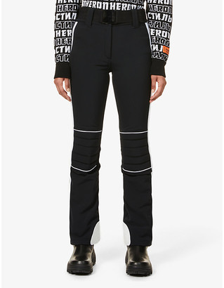 Goldbergh Poppy bootcut mid-rise stretch-woven trousers