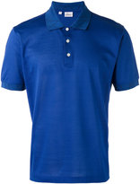 Brioni short sleeve polo shirt - men - Cotton - L