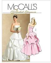 Mccall's M5321 Misses' Lined Top and Skirts
