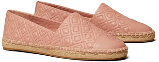 Tory Burch Quilted Flat Espadrille