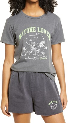 Desert Dreamer Snoopy Nature Lover Graphic Tee