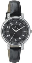 Titan Women's 2554SL02 Contemporary Leather Strap Watch