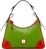 Dooney & Bourke Pebble Grain Harrison Hobo Shoulder Bag