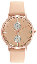 Ted Baker Women&s Three-Hand Quartz Dress Sport Watch