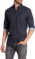 Lindbergh Mosaic Long Sleeve Regular Fit Shirt