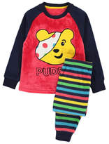 George Children in Need Pudsey Fleece Pyjamas