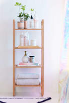 Urban Outfitters Bamboo Tiered Shelf