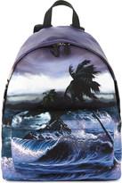 Givenchy Hawaii print backpack