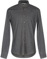 Bagutta Denim shirts - Item 42615663