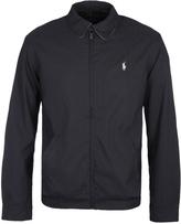 Polo Ralph Lauren Black Harrington Jacket
