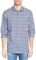 Rodd & Gunn Men's Wallace Floral Check Sport Shirt