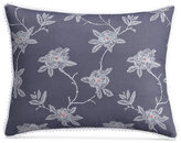 Cupcakes And Cashmere Sketch Floral King Sham