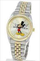 Disney Men's MCK339 Two-Tone Two-tone Stainless-Steel Quartz Watch with Dial