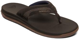 Quiksilver Coastal Excursion Flip Flop