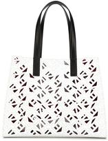 Kenzo 'Flying Kenzo' tote - women - Calf Leather - One Size