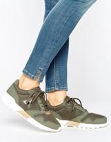 Le Coq Sportif Khaki Omega Sneakers