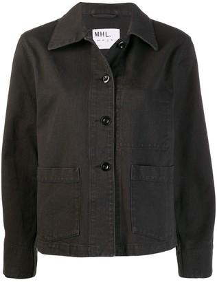 Margaret Howell Button Denim Jacket