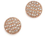 Bloomingdale's Dana Rebecca Designs 14K Rose Gold Lauren Joy Medium Diamond Earrings
