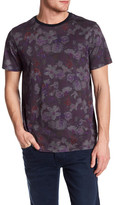 Ted Baker Floral Crew Neck Tee
