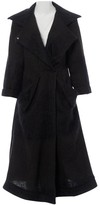 Vivienne Westwood Anthracite Wool Coats