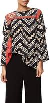 Desigual Bell Sleeve Blouse