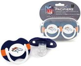 Baby Fanatic Denver Broncos Pacifiers - 2 Pack