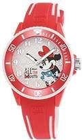 Am.pm. Disney Minnie Mouse Women's Watch by AM:PM DP187-U473 Rubber Strap