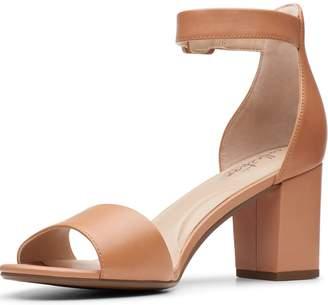 Clarks Deva Mae Heeled Sandal