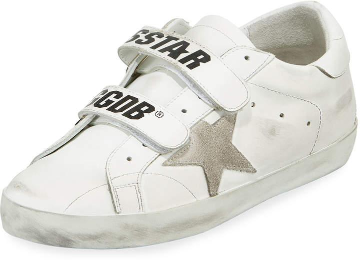 Golden Goose Old School Superstar Sneakers
