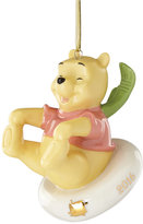 Lenox Annual 2016 Sledding Fun with Pooh Ornament