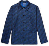 Blue Blue Japan - Satin-Jacquard Jacket