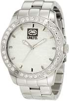 Ecko Unlimited Men's E12531G2 The Wire Analog Watch