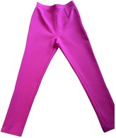 Safiyaa Pink Trousers for Women