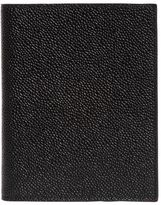 Thom Browne Pebbled Leather Passport Holder