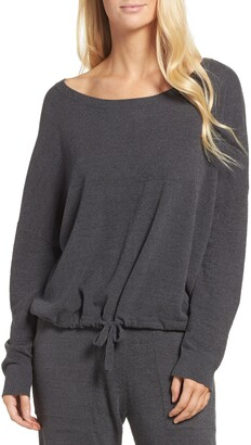 Barefoot Dreams Cozychic Ultra Lite Lounge Pullover